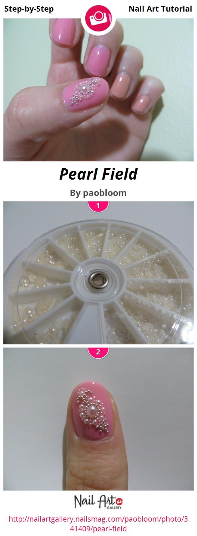 Pearl Field - Nail Art Gallery
