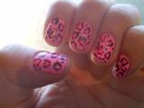 leopard nail