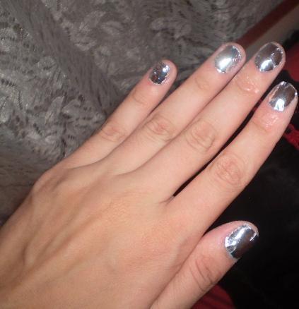 Aluminium nails