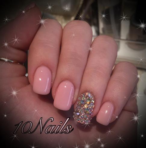 elegant stones  nail art gallery