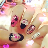Love glitter