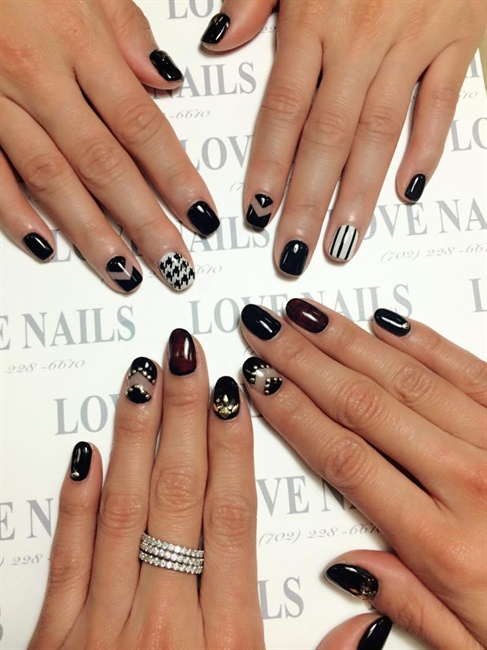 2015 nail fashion trend - Nail Art Gallery