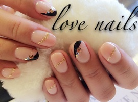 nail art: Wedding day