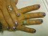 Nail art - short nails