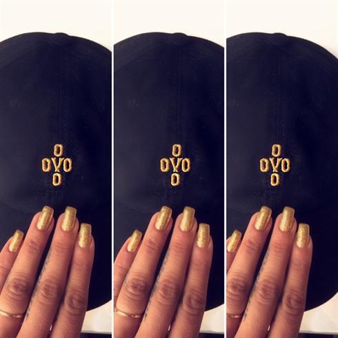 Golden OVO Girl