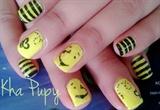 yellow winnie the pooh