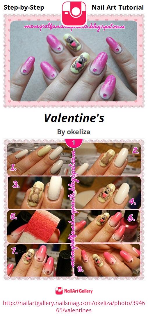 Valentine's - Nail Art Gallery