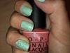 Floral Patterned Nails