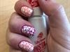 Floral Stamping Nail Art