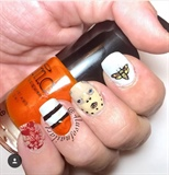 Hannibal Lecter Nails