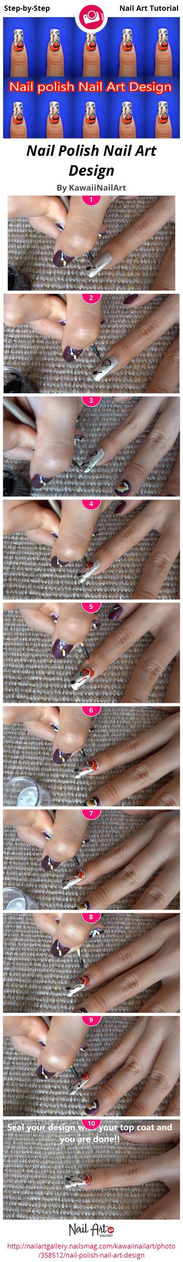 Nail Polish Nail Art Design - Nail Art Gallery