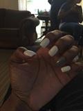 Basic nails 😒
