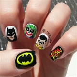 Batman, Joker and Robin