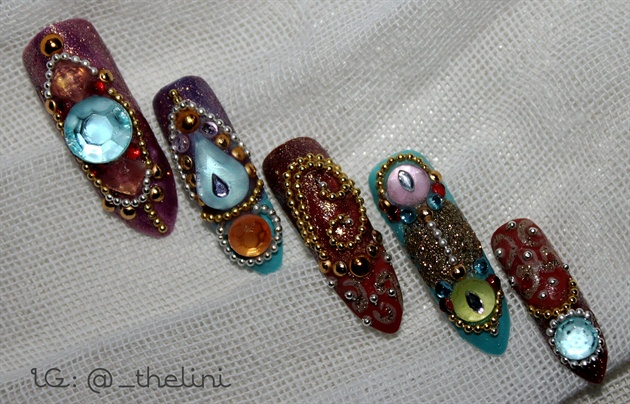 Shiva Nails