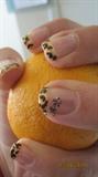 leopard print tips