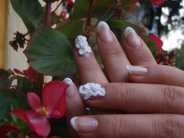 my nail art.............)