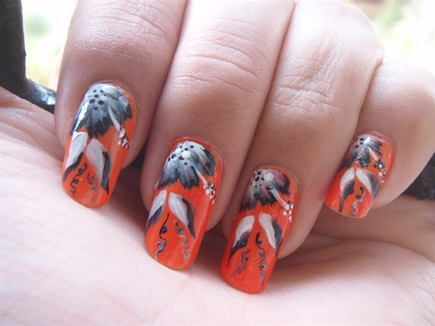 Orange....................