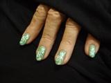 Gel green..............