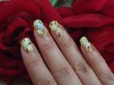 Yellow nail...