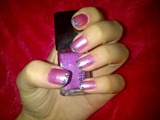 Pink Sequine