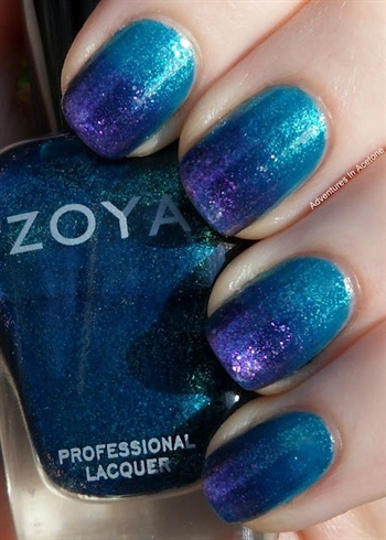 Zoya Charla and Mimi Gradient
