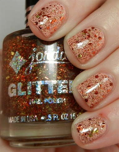 Nicole by OPI ~ Paparazzi don't Preach b