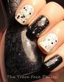 Nubar Black and White Polka Dot!