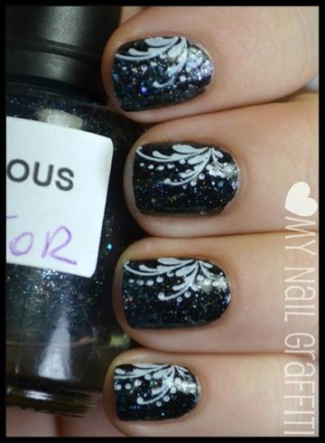 forever taylor by nail-venturous nail la