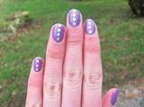 Purple is the liturgical colour for lent