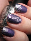 Chris Purple Art