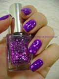 Gelly Purple