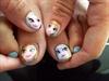 flozen nail