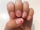 japanese flower nail