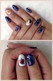 snow white nail