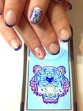 kenzo tiger