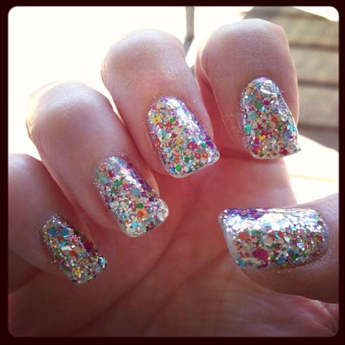 Glitter Explosion!!