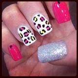 Pink Leopard Print!!