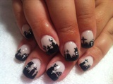 Halloween Nails Art • Halloween Design