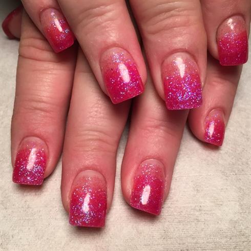 Glitter Fade Gels