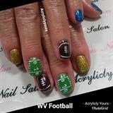 wv football
