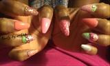 Sherbet Nails