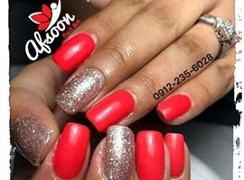 nail art: Afsoon Nail Art