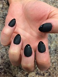 Matte Black French