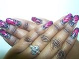 Pink Butterffly