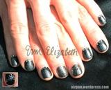 Black Velvet Corset