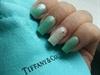 Tiffany Inspired Nails