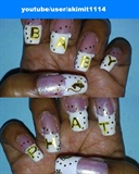 Baby Phat French Nails 1