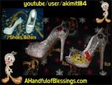 Custom Tweety Swarovski Peep Toe Heels