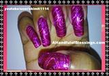 Magestic Tides Nail Art Foil