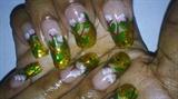 Golden Floral 2